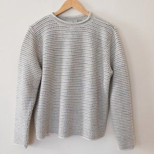Vintage Classic Elements Textured Sweater